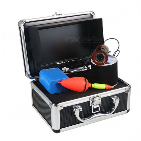 "Waterproof 30m 7"" IR LED Underwater Video Camera Fish Finder"