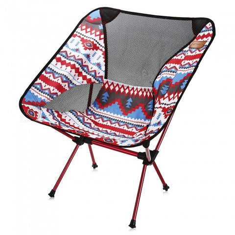 Multifunctional Aluminum Folding Portable Fishing Chair
