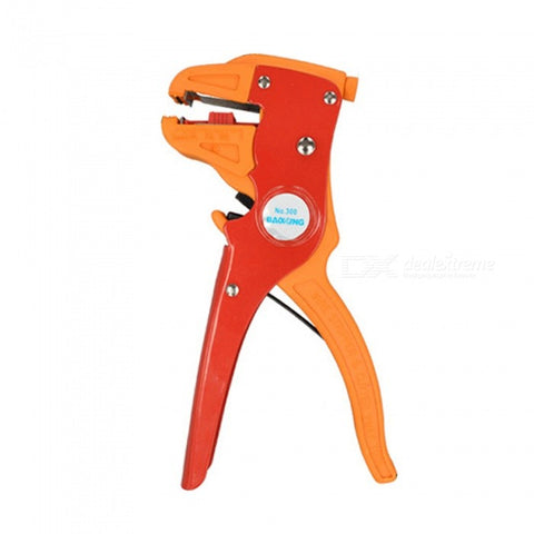 Dayspirit Adjustable Wire Stripper Cutter, Handheld Stripping Plier