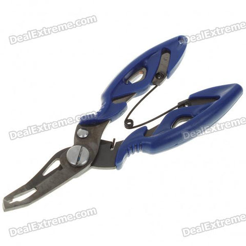 Multi-Function Fishing Pliers Scissors Tackle Tool
