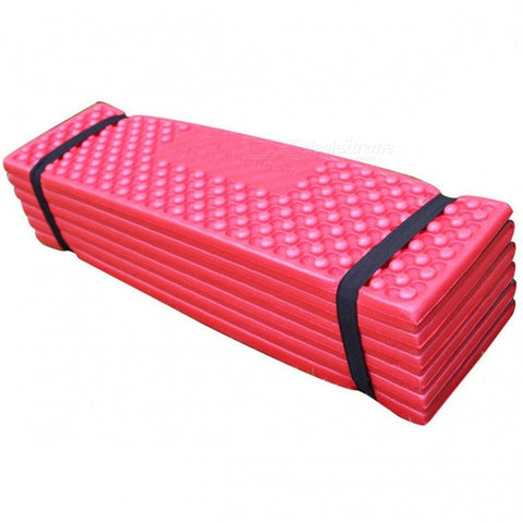Folding Egg Slot Ultra-light Foam Picnic Mat for Outdoor Camping