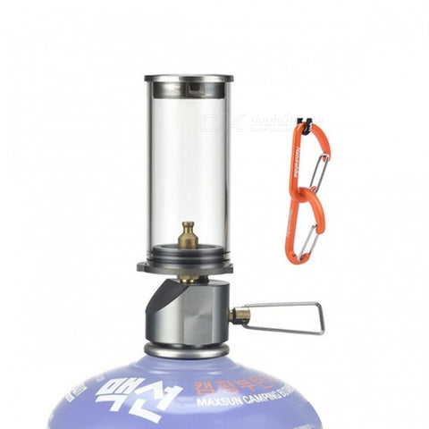 BRS-55 Outdoor Camping Lamp Ultralight Portable Gas Lamp Tourist the Tent Night Lights Camping
