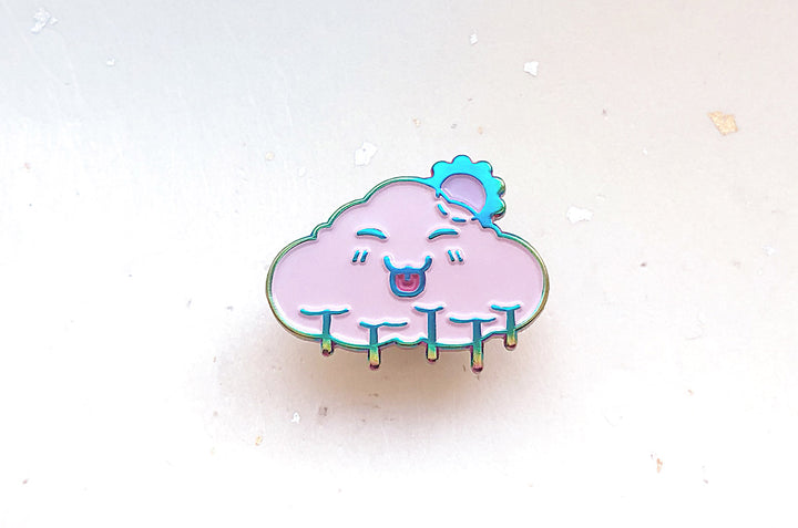 Sassy Cloud Pin