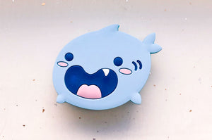 Happy Toothy Shark Phone Grip