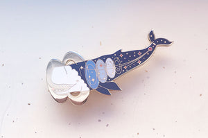 Livyatan Whale (Ancient Stars) Pin