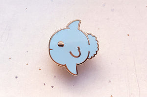 Mini Mola Enamel Pin