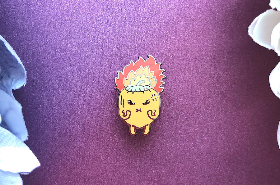 Super Scoville Pepper Pin