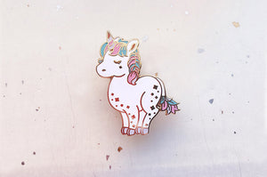Starry Unicorn Pin
