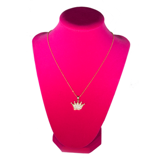 Crown Me Necklace - filthy-rich-vision