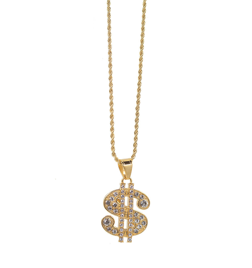 Getting to the Money Necklace