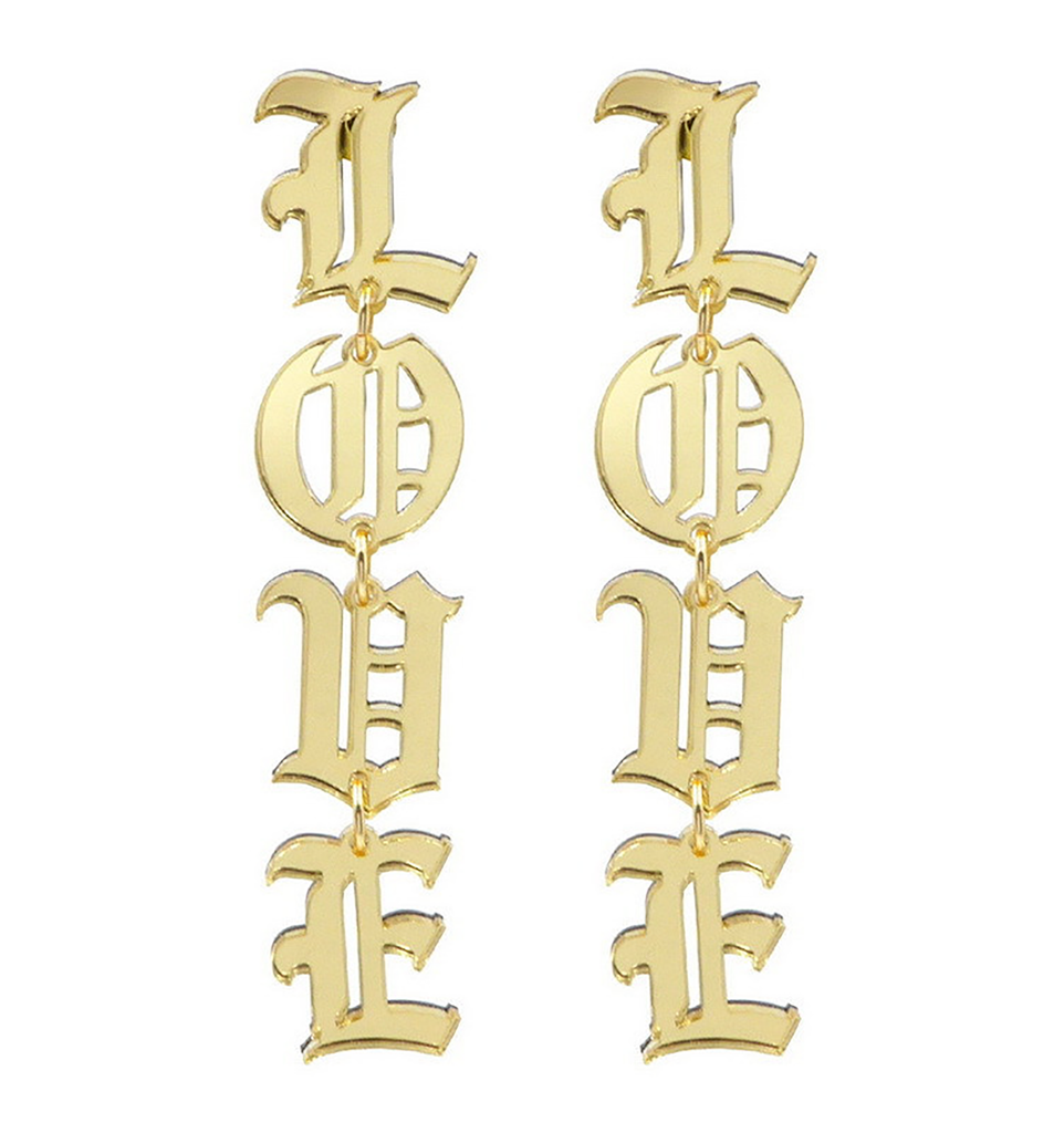 Love Me Down Earrings - filthy-rich-vision