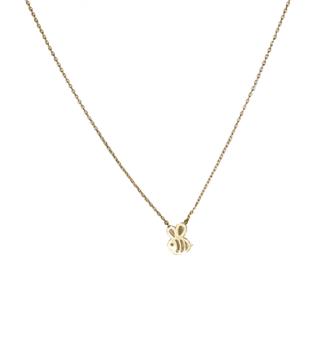 Queen Bee Necklace - filthy-rich-vision