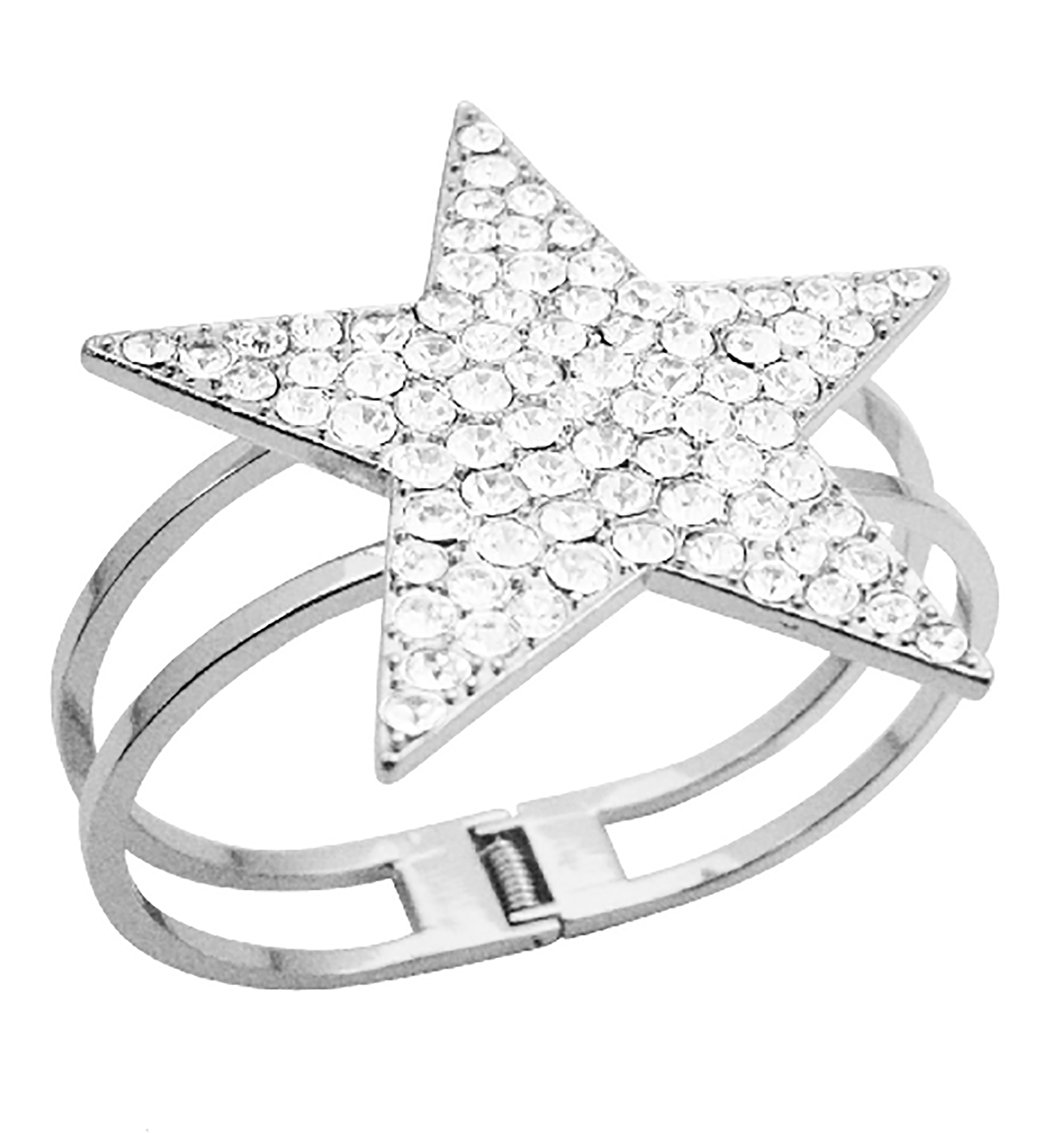 Star Power Cuff Bracelet - filthy-rich-vision