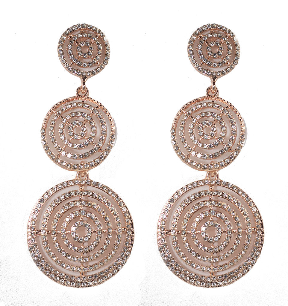 Top Tier Earrings - filthy-rich-vision