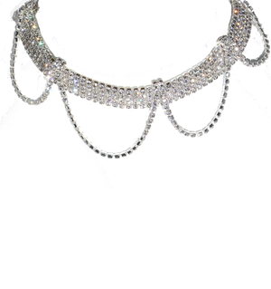 Allure Choker - filthy-rich-vision