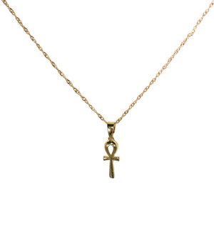 Ankh Necklace - filthy-rich-vision