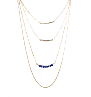 Blue Crush Necklace - filthy-rich-vision