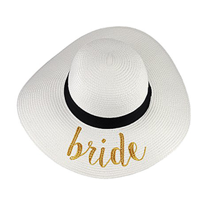 Bride Sun Hat - filthy-rich-vision