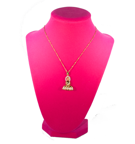 Buddha Necklace - filthy-rich-vision