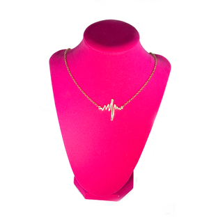 Heartbeat Necklace - filthy-rich-vision