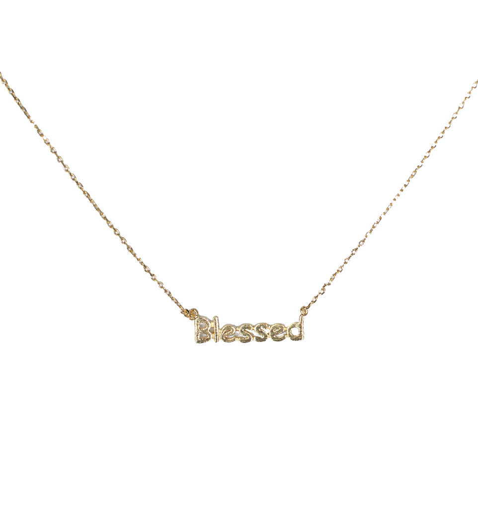 Highly Favored Necklace - filthy-rich-vision