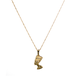 Nefertiti Necklace - filthy-rich-vision