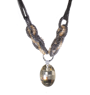 Ravishing Stone Necklace - filthy-rich-vision