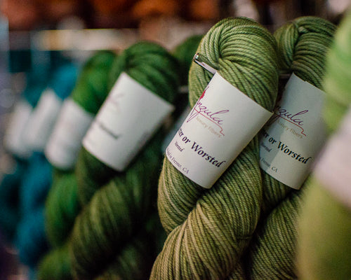 Supporting Yarn Shops, Charities, & Yarn Friends Everywhere!