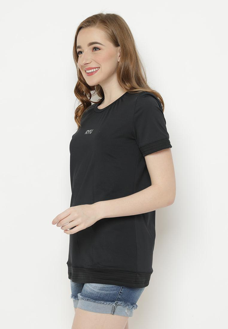 Tsh Sporty Nori Black