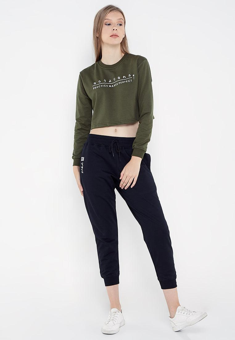 Swt ArmyCrop Green