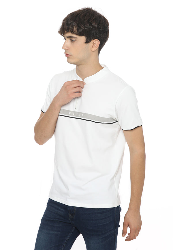 Polo Men Kansai White