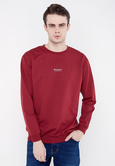 Swt Men Essentials Maroon