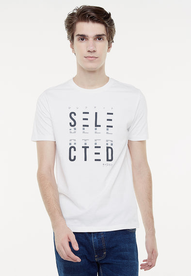 Tsh Men Selected White