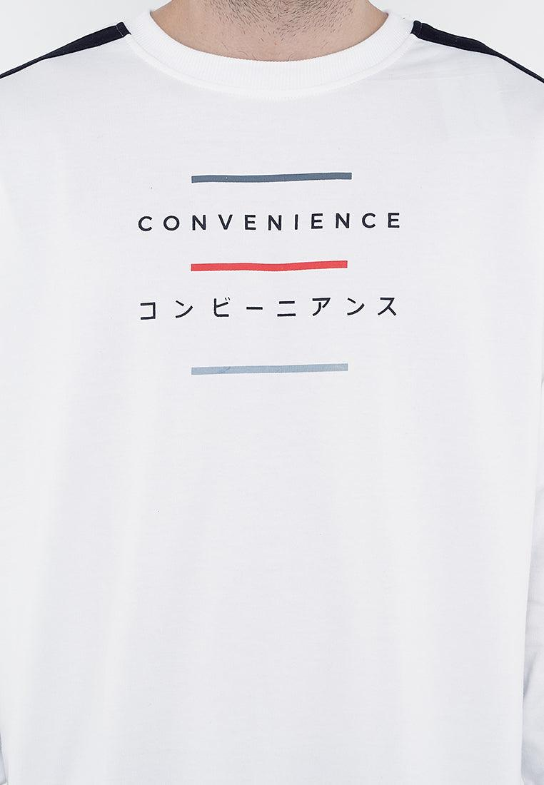 Swt Men Convenience White