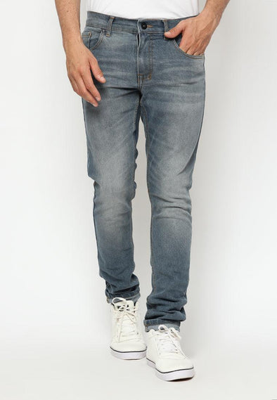 Denim Men Grey