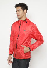 Jkt Men Shig Ligh Pocket Red