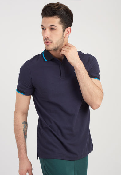 Polo Men Ryuga Navy