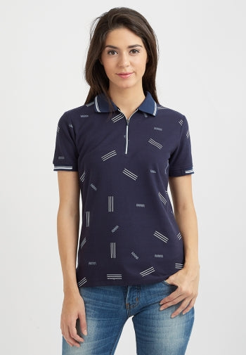 Polo Shinju Navy