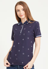 Polo Kamiko Navy