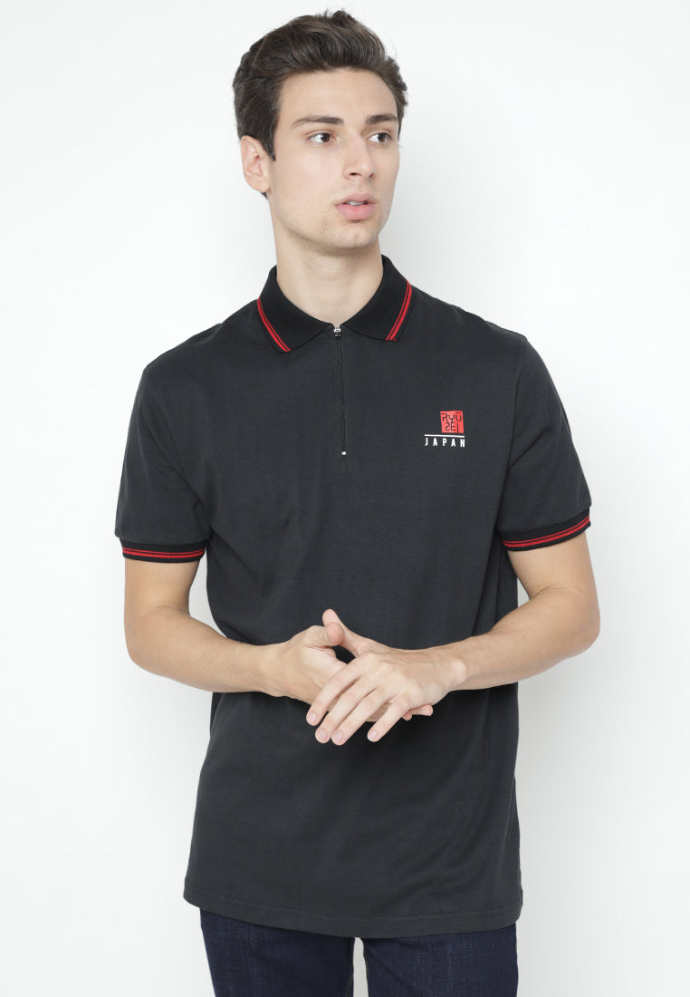 Polo Men Chisato Black