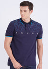 Polo Men Katsumi Navy