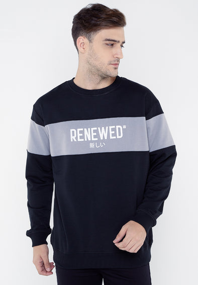 Swt Men Renewed Black