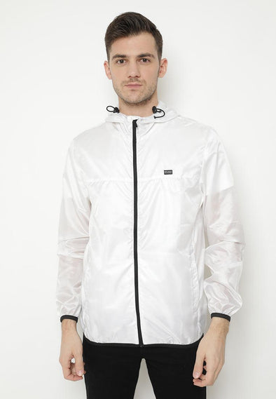 Jkt Men Shig Light Pocket White