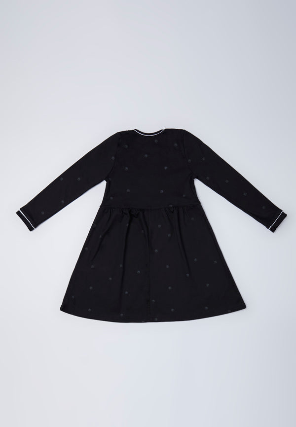 Drs Kids Cheerful Black
