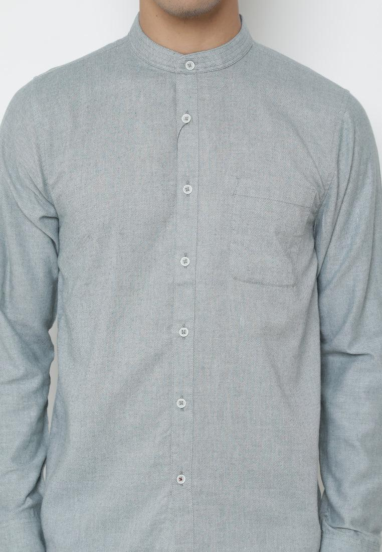 Sht Men Sachiye Light Grey