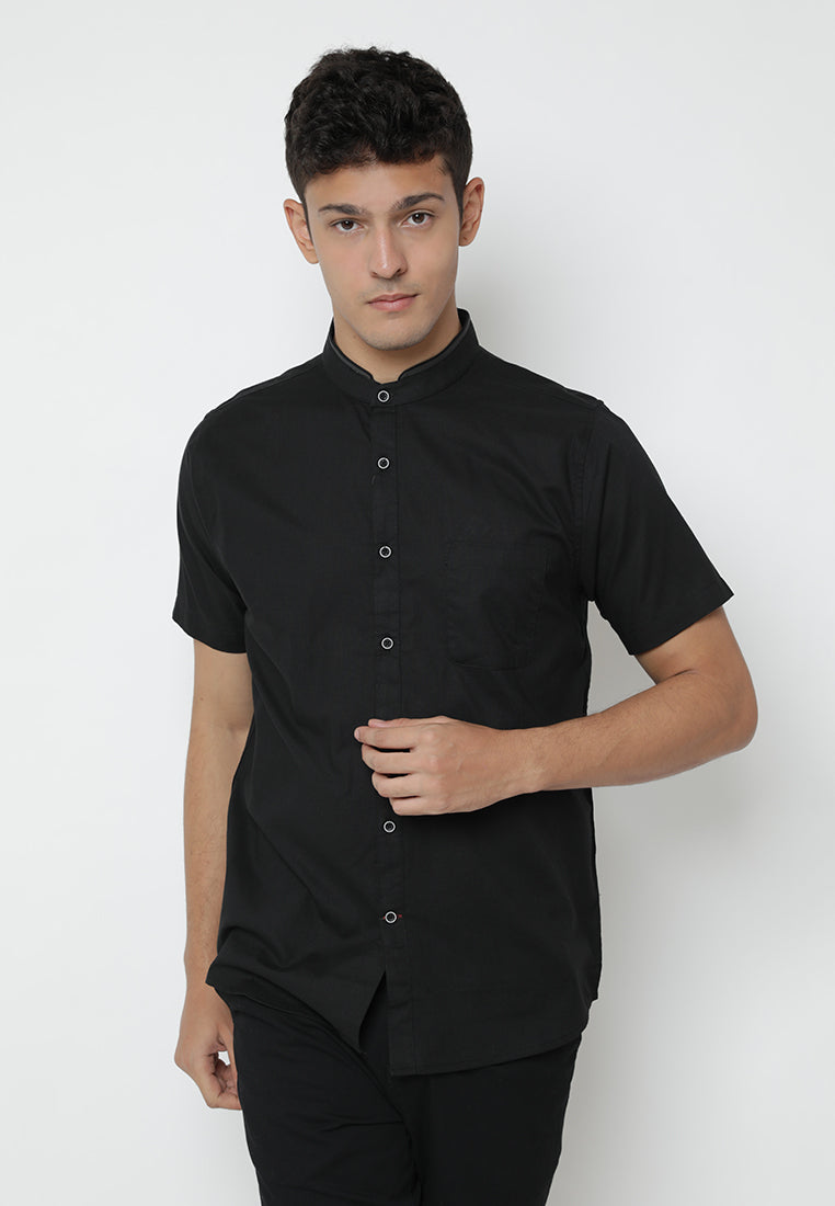 Shirt Men Tamiko Black