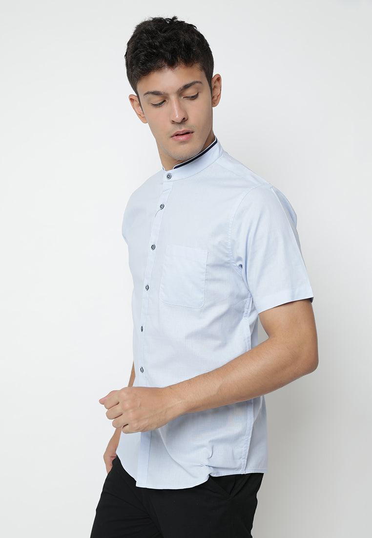 Shirt Men Tamiko Light Blue