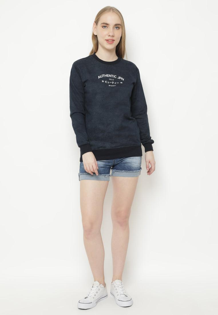 Swt Authentic JPN FP Navy