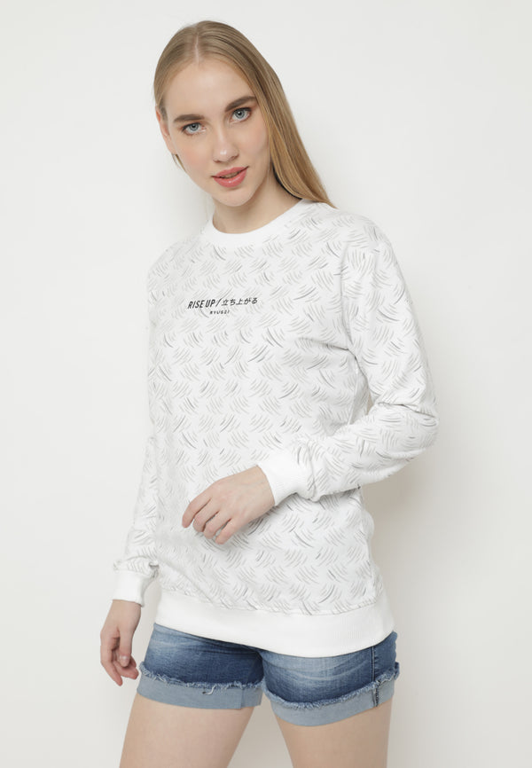 Swt Rise Up FP White