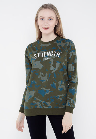 Swt Strength Green
